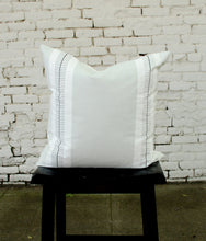 "Load image into Gallery viewer, Sami [18"" square pillow cover]"
