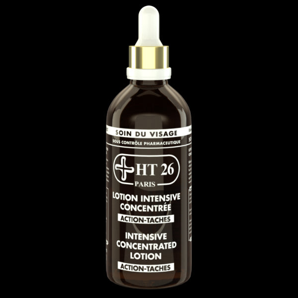 HT26 PARIS - Intensive Concentrated Face Lotion Action Taches - HT26.CA : Scientists Devoted to Black Beauty