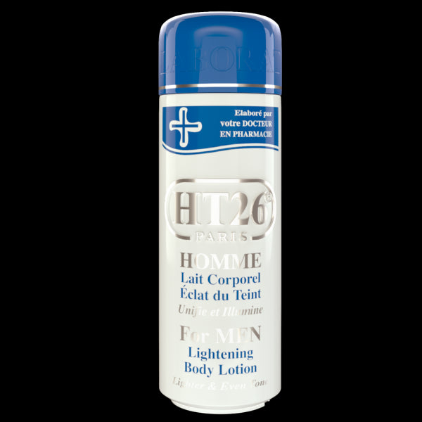 HT26 PARIS - Lightening body lotion For Men - HT26.CA : Scientists Devoted to Black Beauty