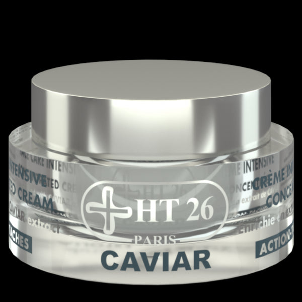 HT26 PARIS - Intensive Concentrated Lightening Cream Caviar - HT26.CA : Scientists Devoted to Black Beauty