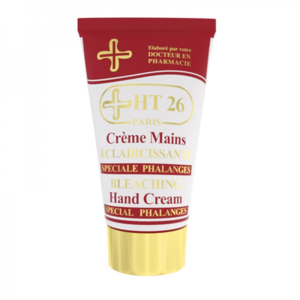 HT26 PARIS - Lightening Hand cream - HT26.CA : Scientists Devoted to Black Beauty