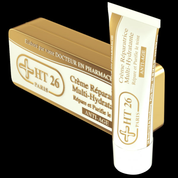 HT26 PARIS - Highly Nourishing & Moisturizing Face Cream - HT26.CA : Scientists Devoted to Black Beauty