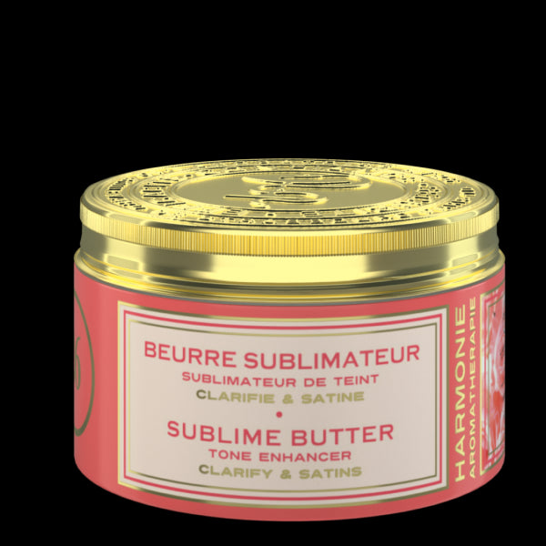Tone Enhancer Sublime Body Butter / Harmony Aromatherapy / Amber Scent - HT26.CA : Scientists Devoted to Black Beauty