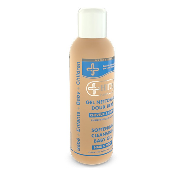 HT26 - Mild Baby Cleansing Gel - HT26.CA : Scientists Devoted to Black Beauty