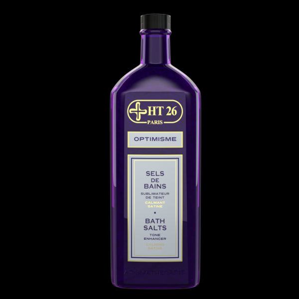 Bath Salt/ Optimism Aromatherapy / Purple Violet Scent - HT26.CA : Scientists Devoted to Black Beauty