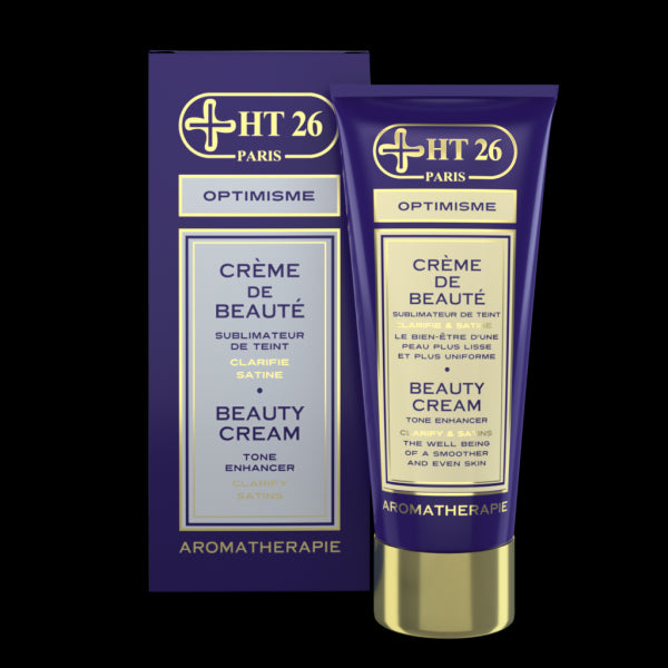 Beauty Cream/ Optimism Aromatherapy / Purple Violet Scent - HT26.CA : Scientists Devoted to Black Beauty