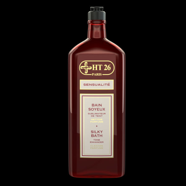 Silky Soft Bubble Bath / Luxurious Sensuality Aromatherapy / Rose Scent – 10.48 oz - HT26.CA : Scientists Devoted to Black Beauty