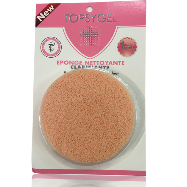 HT26 Topsygel - Cleansing Sponge Cleansing and purifying Sponge - HT26.CA : Scientists Devoted to Black Beauty