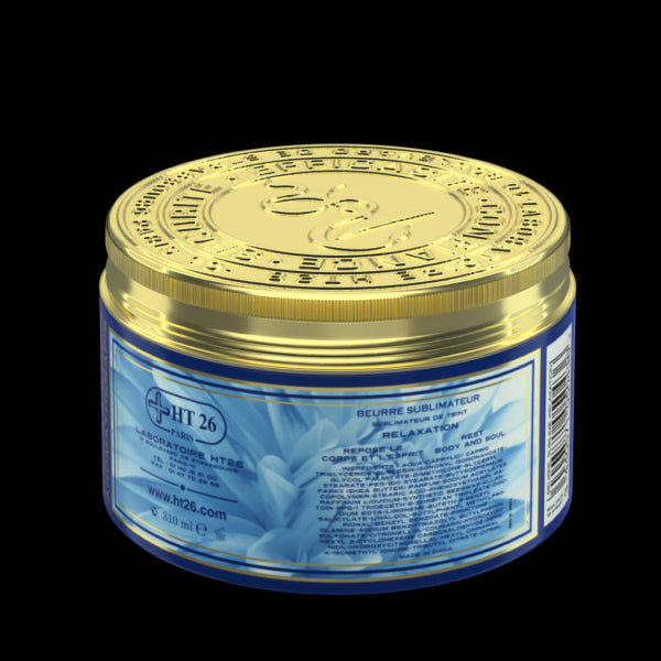 Tone Enhancer Sublime Butter / Deluxe Relaxing Aromatherapy / Marine Scent – 10.48 oz - HT26.CA : Scientists Devoted to Black Beauty