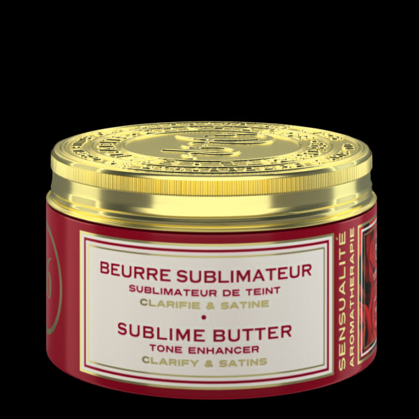 Tone Enhancer Sublime Butter / Luxurious Sensuality Aromatherapy / Rose Scent – 10.82 oz - HT26.CA : Scientists Devoted to Black Beauty