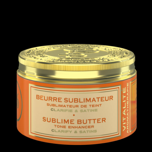 Sublime Butter/ Vitality Aromatherapy/ Mango & peach Scent - HT26.CA : Scientists Devoted to Black Beauty