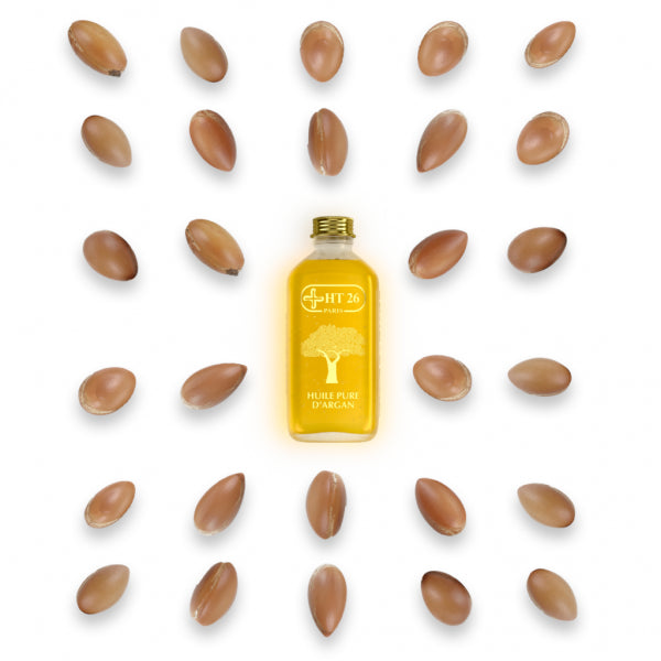 HT26 - Organic Argan/ Morocco Oil 125 ml - HT26.CA : Scientists Devoted to Black Beauty