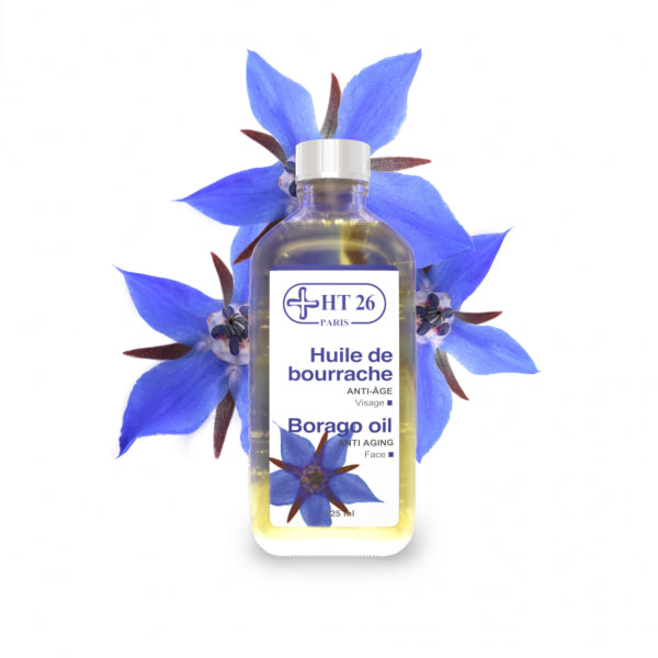 HT26 - Borago Essential Oil 4.23 oz - HT26.CA : Scientists Devoted to Black Beauty