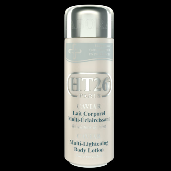 HT26 PARIS - Multi-lightening Body Lotion - HT26.CA : Scientists Devoted to Black Beauty