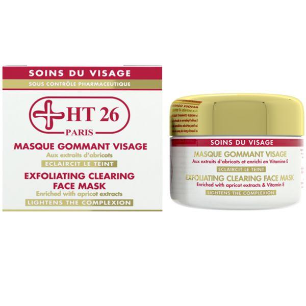 HT26 PARIS - Exfoliating Clearing Face Mask - HT26.CA : Scientists Devoted to Black Beauty
