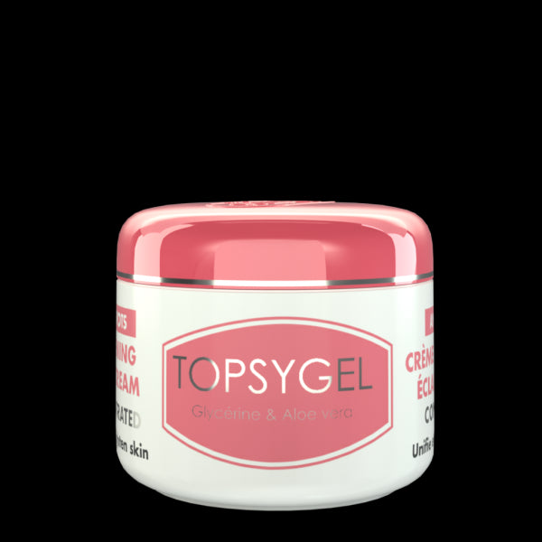 HT26 Topsygel - Lightening Body Cream 500ml - HT26.CA : Scientists Devoted to Black Beauty