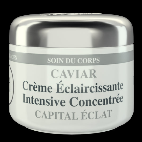 HT26 PARIS - Caviar Extreme lightening Body Cream with Caviar extracts Cleaned and maxi tone - HT26.CA : Scientists Devoted to Black Beauty