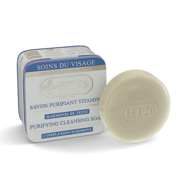HT26 PARIS- Purifying cleansing Soap for men - HT26.CA : Scientists Devoted to Black Beauty