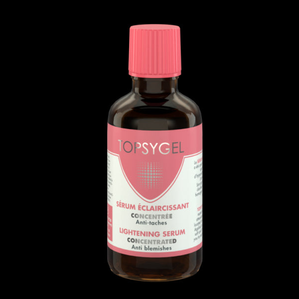HT26 Topsygel - Lightening Concentrated Serum - HT26.CA : Scientists Devoted to Black Beauty
