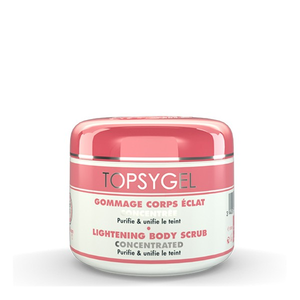 HT26 Topsygel - Lightening body scrub - HT26.CA : Scientists Devoted to Black Beauty