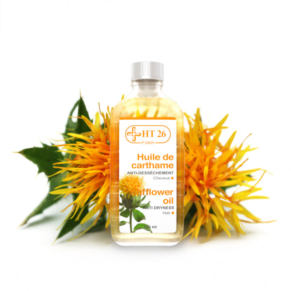 HT26 - Safflower Pure Essential Oil 4.23 oz - HT26.CA : Scientists Devoted to Black Beauty