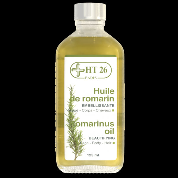 HT26 - Rosmarinus Pure Essential Oil 4.23 oz - HT26.CA : Scientists Devoted to Black Beauty