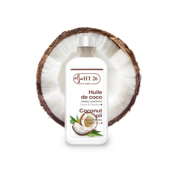 HT26 - Coconut Pure Essential Oil 4.23 oz - HT26.CA : Scientists Devoted to Black Beauty
