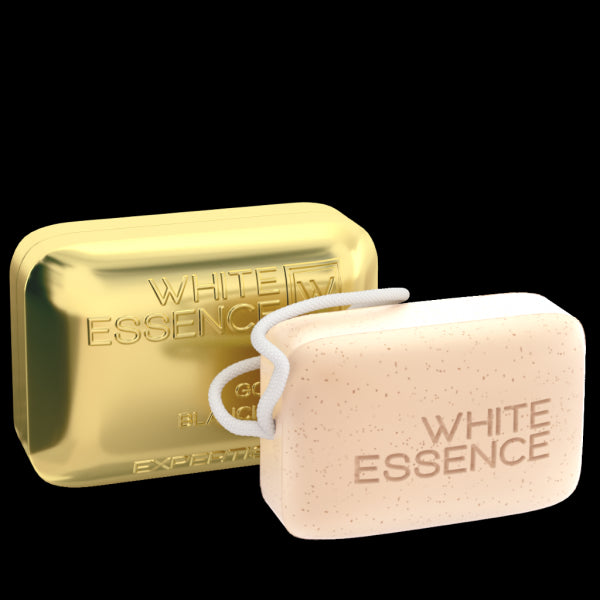 HT26 White Essence - Scrub Soap Actif Tranparence - 225 gr - HT26.CA : Scientists Devoted to Black Beauty