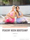PEACHY KEEN BOOTCAMP VOL. JULY 2018