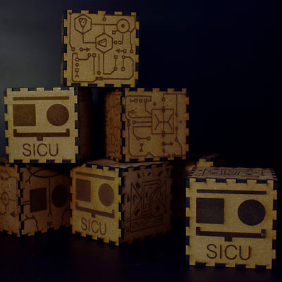SICU: Create your own virtual Lab