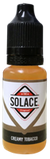 Solace Salts E Liquid - Creamy Tobacco 30 ml