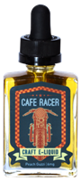 Peach Guzzi - Cafe Racer E Liquid 30mil