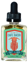 Lucky X - Cafe Racer E Liquid 30mil
