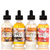Fryd E Liquid Bundle (240ml) - Fryd E Liquid