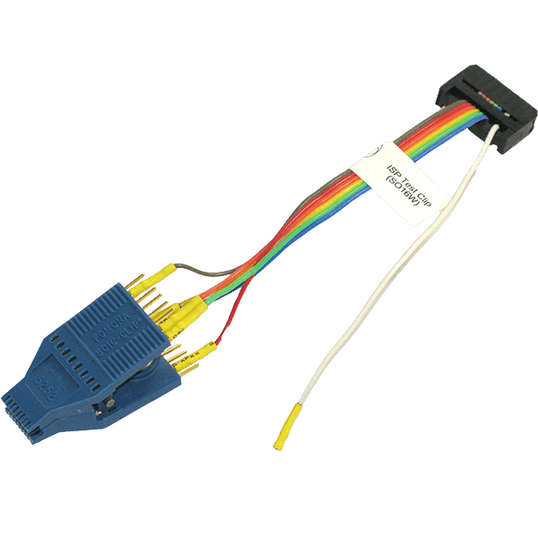 Dediprog ISP Testclip (SO16W 300mil)