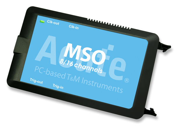 Acute MSO Series 3-in-1 Analyzer