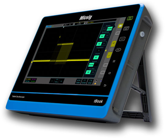 Micsig TO102, TO102. The world's first full touch digital oscilloscope. It aims to meet all kinds of requirements of the largest digital oscilloscope market segment from the communications, semiconductor, computing, research/education, industrial electronics, consumer electronics and automotive industries with excellent technology and industry leading specifications.