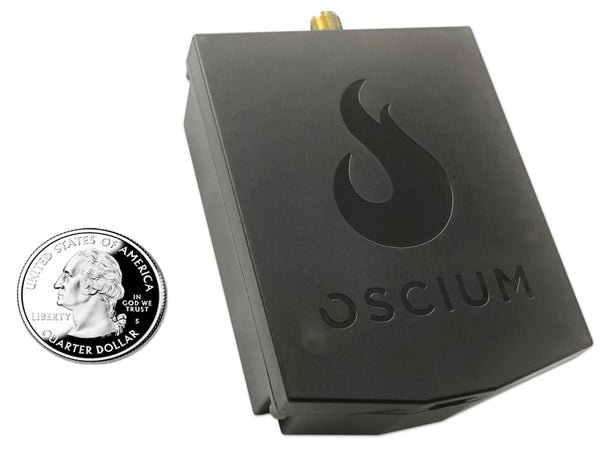 Oscium WiPry 2500X, WiPry 2500X. Transform a smartphone or tablet into a dual band spectrum analyzer (2.4 & 5 GHz). This perfectly portable tool is the ideal solution for field techs and wireless professionals.