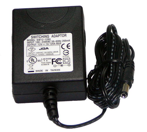 Trycom PWR-AD12V, PWR-AD12V. Optional 12V DC power adapter for Trycom converters.