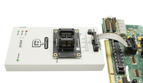 Dediprog SF600 SPI Flash Programmer