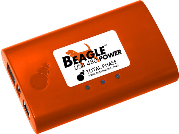 Total Phase Beagle USB 480 Power - Std