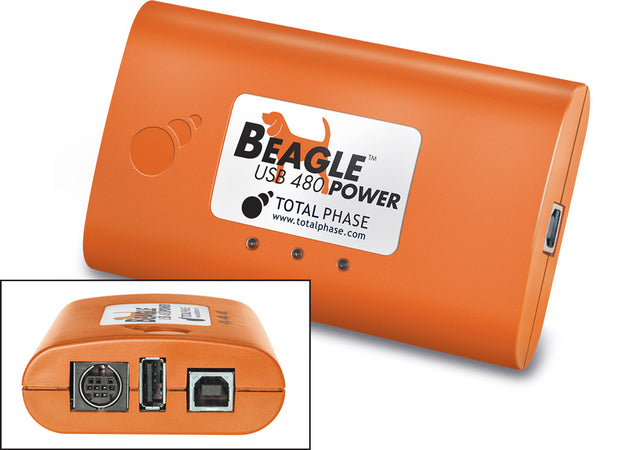 Total Phase Beagle USB 480 Power