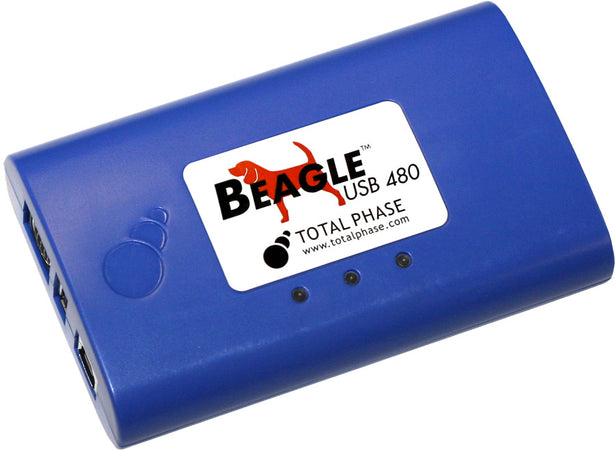 Total Phase Beagle USB 480, TP320510. The Beagle USB 480 Protocol Analyzer is a low cost, non-intrusive High-speed USB 2.0 bus monitor that now includes real-time USB class-level decoding.