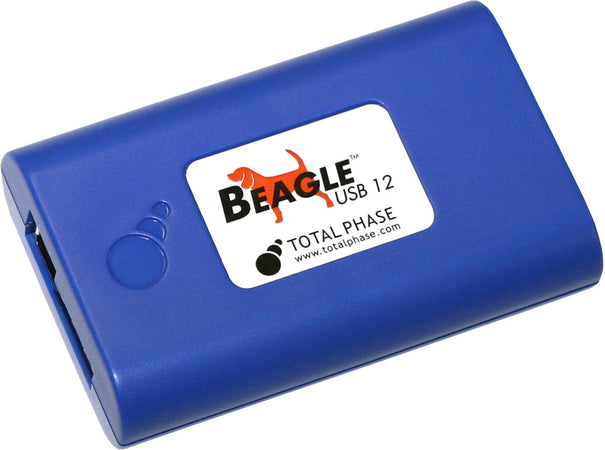 Total Phase Beagle 12 USB, TP320221. The Beagle USB 12 analyzer is a USB 2.0 bus monitor that provides the instant speed and power you need. Eliminate wait times and easily verify your development with live displays and filters of full-/low-speed USB data on Windows, Linux, or Mac OS X.