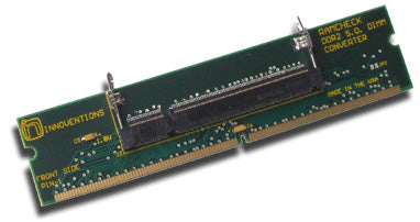 Innoventions RAMCHECK DDR S.O. DIMM Converter
