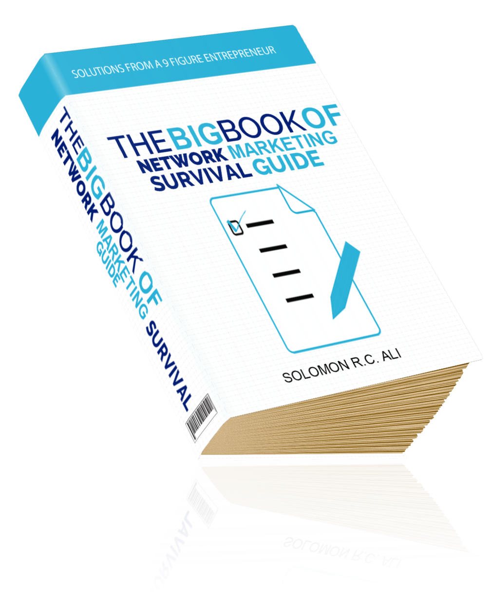 The Big Book of Network Marketing Survival Guide