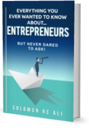 Everything You Ever Wanted to Know About...Entrepreneurs but Never Dared to Ask
