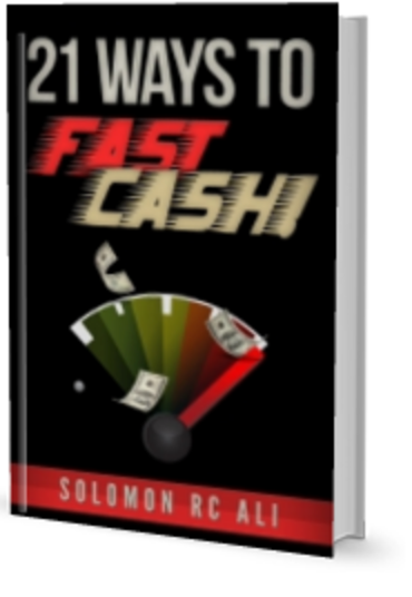 21 Ways to Fast Cash