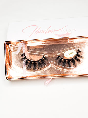 Flawless Mink Lashes :: Desire