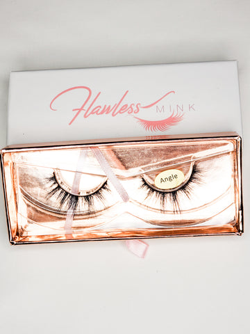 Flawless Mink Lashes :: Angie